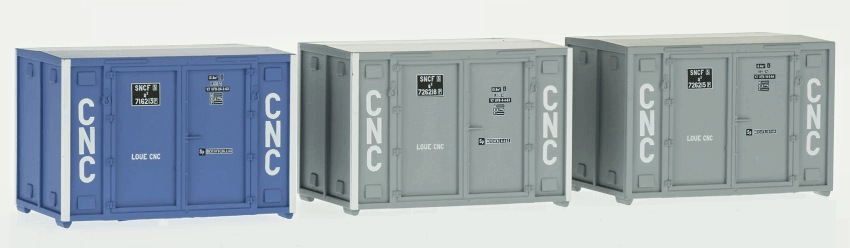 REE Container cadre xb033