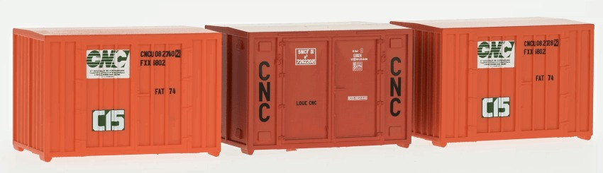 REE Container cadre xb034