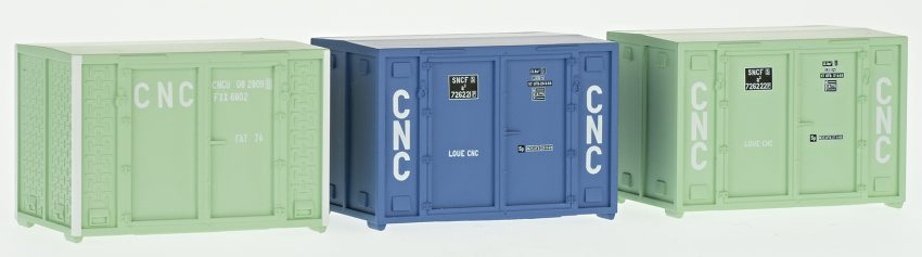 REE Container cadre xb035