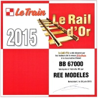 ree rail or 2015 le train diesel bb67000 h0